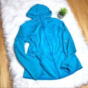 Nike Therma-Fit Full Zip Fleece Lined Hoodie